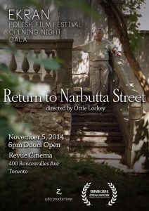 Return to Narbutta Street